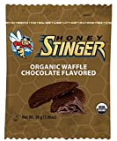 Honey Stinger Organic Waffle, Chocolate, 1.06 Ounce (Pack Of 16)