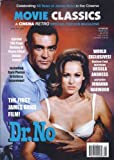Cinema Retro Movie Classics Special Edition # 4 (James Bond,Doctor No)