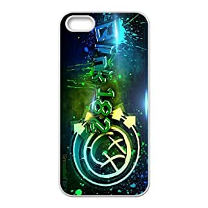 Custom High Quality WUCHAOGUI Phone case Blink 182 Pattern Protective Case For Apple Iphone ipod touch4 Cases - Case-ipod touch4