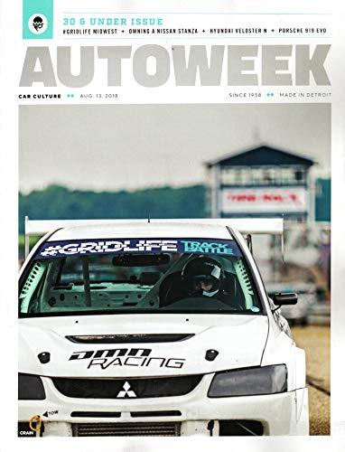 Autoweek Magazine August 13 2018 | 30 & Under - Magazine Autoweek