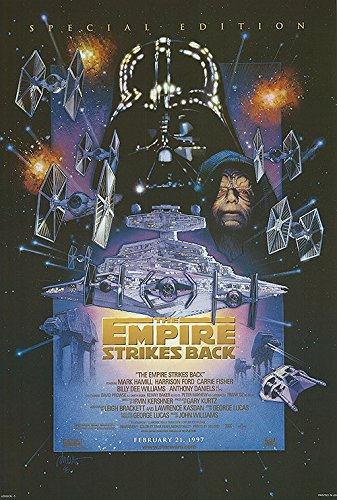Posters Original Wars Movie Star (Star Wars: Episode V - The Empire Strikes Back - Authentic Original 27