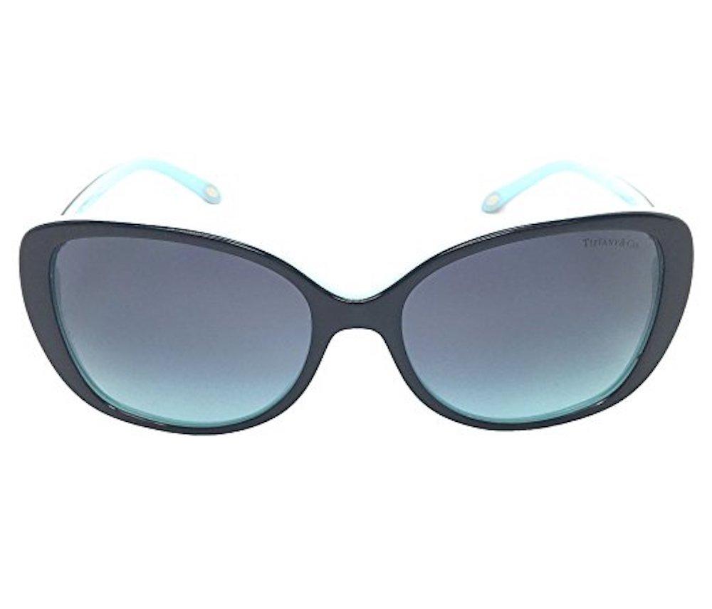 Tiffany & Co. TF 4121B Womens Rectangular Gradient Sunglasses 80559S