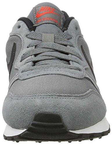 Tennis Nike Garçon Grey Max Gris Medium White cool Black Gris Orange Chaussures 807316 006 De rIAqrwU