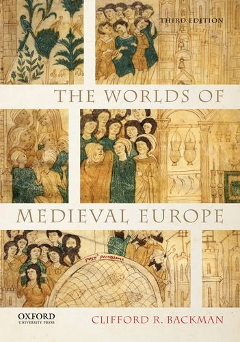 The Worlds of Medieval Europe (The Middle Of The World compare prices)