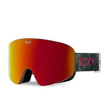 703fd185ee Roxy Clothing Womens Ladies Feelin  Antifog Antiscratch Ski Goggles ...