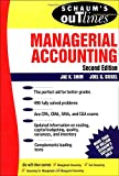 Schaum's Outline of Managerial Accounting (Schaum's Outlines)