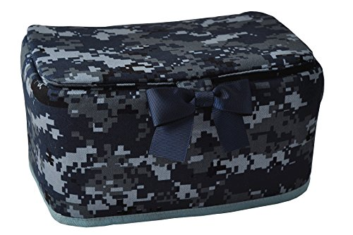Military-theme Designer Wipes Dispenser, Navy by Pumpkin Pie (Image #2)