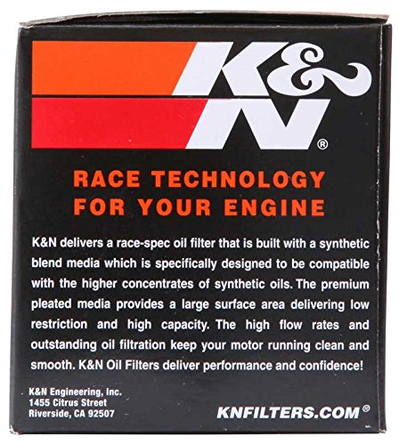 K&N KN-204C Powersports High Performance Oil Filter by K&N (Image #8)