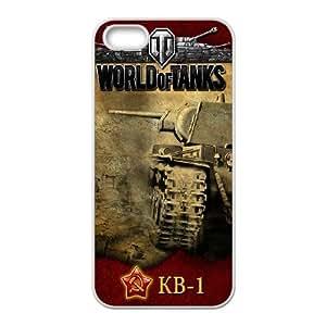 iPhone 5, 5S Phone Case World Of Tanks C2-C29659