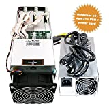 Antminer S9~14.0TH/s @ .098W/GH 16nm ASIC Bitcoin Miner with Power Supply