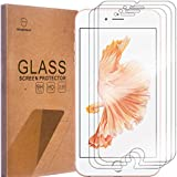 [3-PACK]-Mr Shield For iPhone 6 Plus / iPhone 6S Plus [Tempered Glass] Screen Protector with Lifetime Replacement Warranty