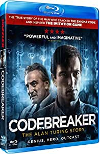 Codebreaker: The Alan Turing Story (2011) ( Britain's Greatest Code breaker ) [ NON-USA FORMAT, Blu-Ray, Reg.B Import - United Kingdom ]