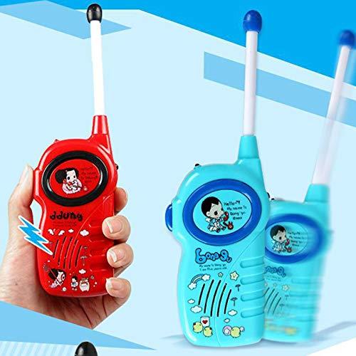 HM2 Children's Walkie-Talkie, Parent-Child Interactive Game Outdoor Children's Toy Walkie-Talkie, Suitable for Children's by HM2 (Image #2)