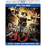 Resident Evil: Afterlife [Blu-ray 3D] (Bilingual) [Import]