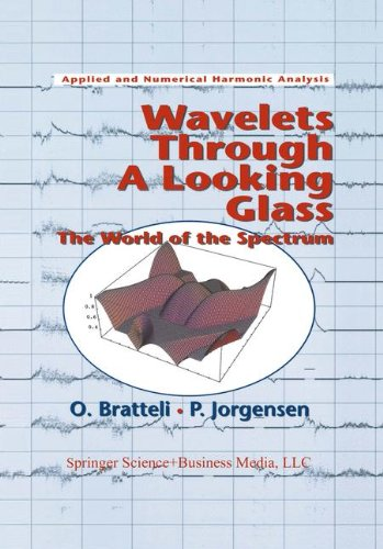 Wavelets Through a Looking Glass: The World of the Spectrum (Applied and Numerical Harmonic Analysis) by Brand: Birkhäuser