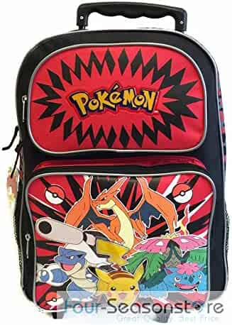 Pokemon Backpack Bag - Not Machine Specific. seller  Hobby Hunters. (2).  Pokemon 16 6f7ef833a9c93