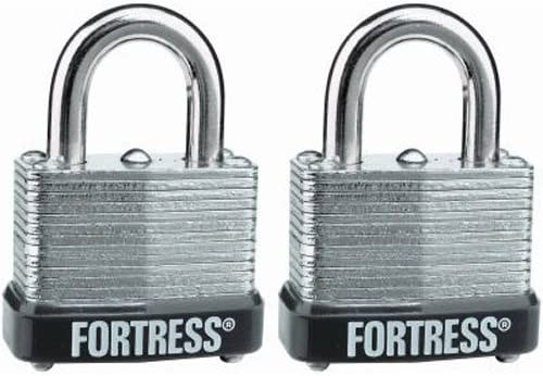 Master Lock 8525T Steel Padlock, 1-inch, 2-Pack by Master Lock: Amazon.es: Hogar