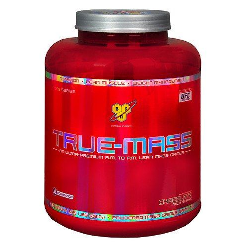 BSN True Mass True-Mass, Chocolate 5.75 lb(pack of 2)