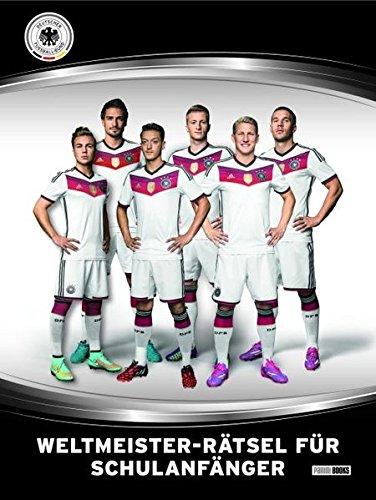 DFB: Weltmeister-Rätsel für Schulanfänger