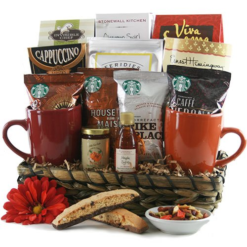 Breakfast in Bed - Gourmet Gift Basket by Design It Yourself Gifts & Basket
