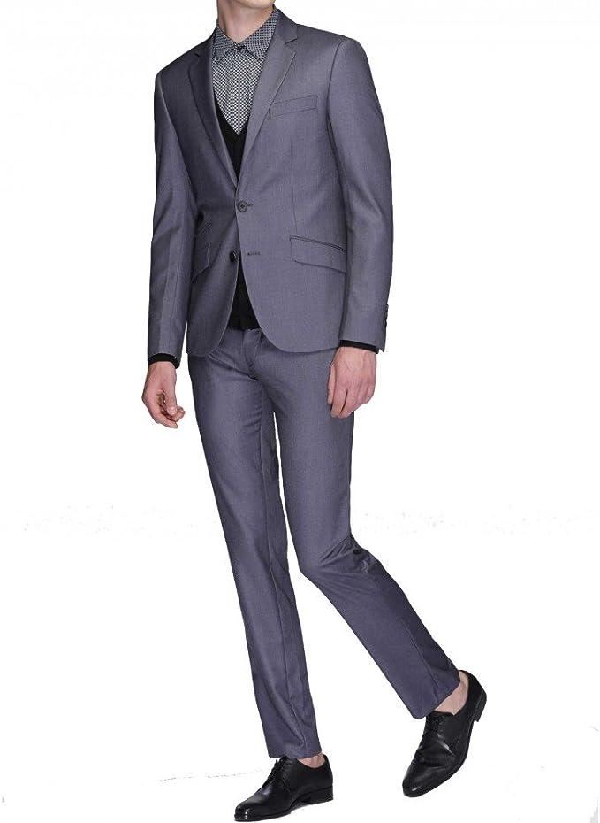 Antony Morato - Pantalón de traje - para hombre gris 32 ...