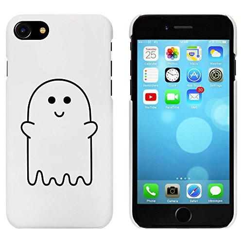 Blanc 'Mignon Fantôme' étui / housse pour iPhone 7 (MC00082312)
