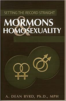 Mormons & Homosexuality (Setting the Record Straight)
