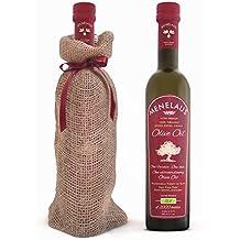 MENELAUS 100% Organic Greek Extra Virgin Olive Oil