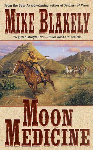 book cover of Moon Medicine