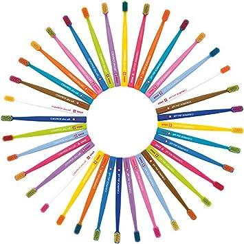 Curaprox CS 5460 cepillo de dientes ultra suave 5 piezas: Amazon.es: Salud y cuidado personal