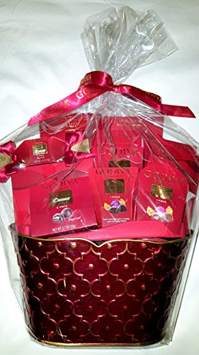 Godiva Chocolate Nuts (Godiva Chocolate Variety Exclusive Gift 11-item Bundle)