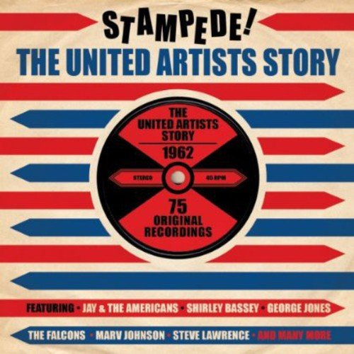 Stampede: The United Artists Story 1962 (3 CD)