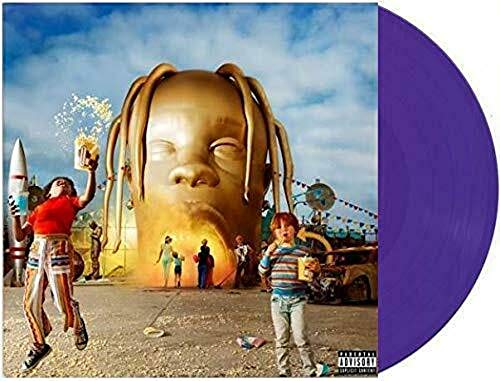 Travis Scott & Friends -- Astroworld - Exclusive Purple 2XLP [NM/MT]