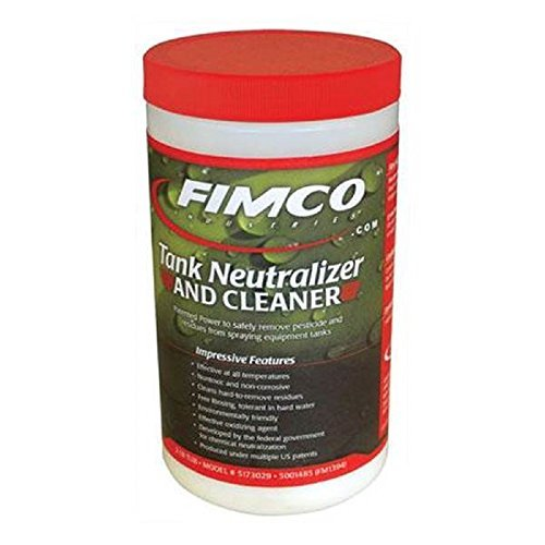 - 2 LB -FIMCO SPRAYING TANK NEUTRALIZER / CLEANER - EASILY AND SAFELY REMOVES PESTICIDES