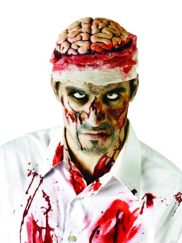 Fun World Bloody Brain Headpiece