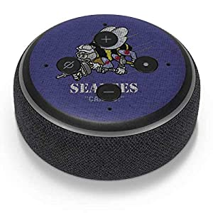 Skinit Seabees Can Do Amazon Echo Dot 3 Skin - Officially Licensed US Navy Audio Decal - Ultra Thin, Lightweight Vinyl Decal Protection from Skinit