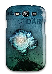 High Quality Shock Absorbing Case For Galaxy S3-fringe