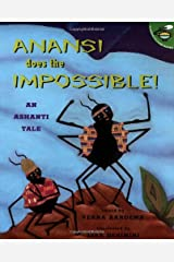 Anansi Does the Impossible!: An Ashanti Tale (Aladdin Picture Books) Paperback