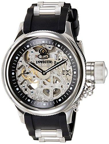 Invicta Herren- Armbanduhr Russian Diver 1088~ Analog^ Analog~Handaufzug 1088