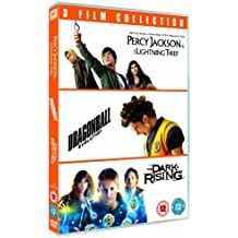 Percy Jackson and the Lightning Thief / Dragonball: Evolution / The Dark is Rising Triple Pack