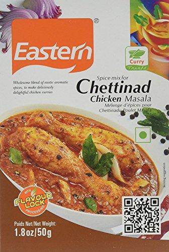 Eastern Chettinad Chicken Masala 50 gm, Pack of 4