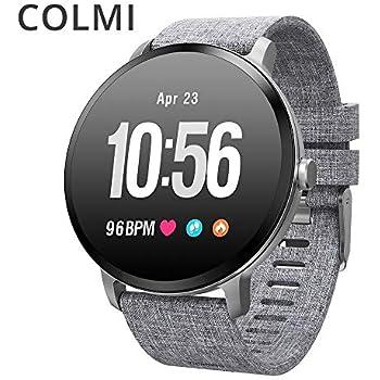 Amazon.com: COLMI V11 Reloj inteligente IP67, resistente al ...