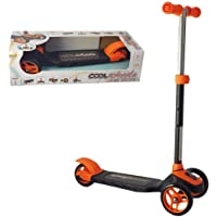 Cool Wheels Twist Scooter, Turuncu
