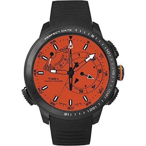 Timex TW2P73100 multifunción Yatch IQ Racer