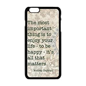 """Danny Store Hardshell Cell Phone Cover Case for New iPhone 6 Plus (5.5""""), Wisdom by mcsharks"""