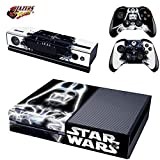 Sharpie Skins - Jedi Star War Darth Vader Mask - Sticker Decal Skin for Microsoft Xbox One Console Controller Kinect offers