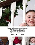 Leer Tel Saam Met Anna, Anna leon, 1495247236