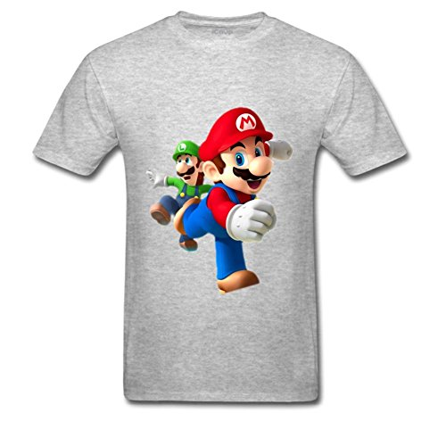 iCoup Super Mario Bro Luigi Nintendo Video Game Tshirt Tee