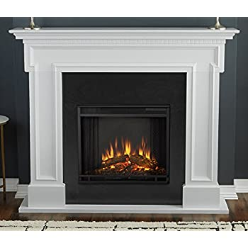 Amazon Com Real Flame 5010e W Thayer Electric Fireplace