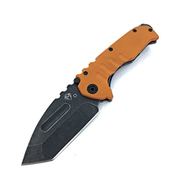 Cuchillo Navaja con exterior supervivencia cuchillo de ...